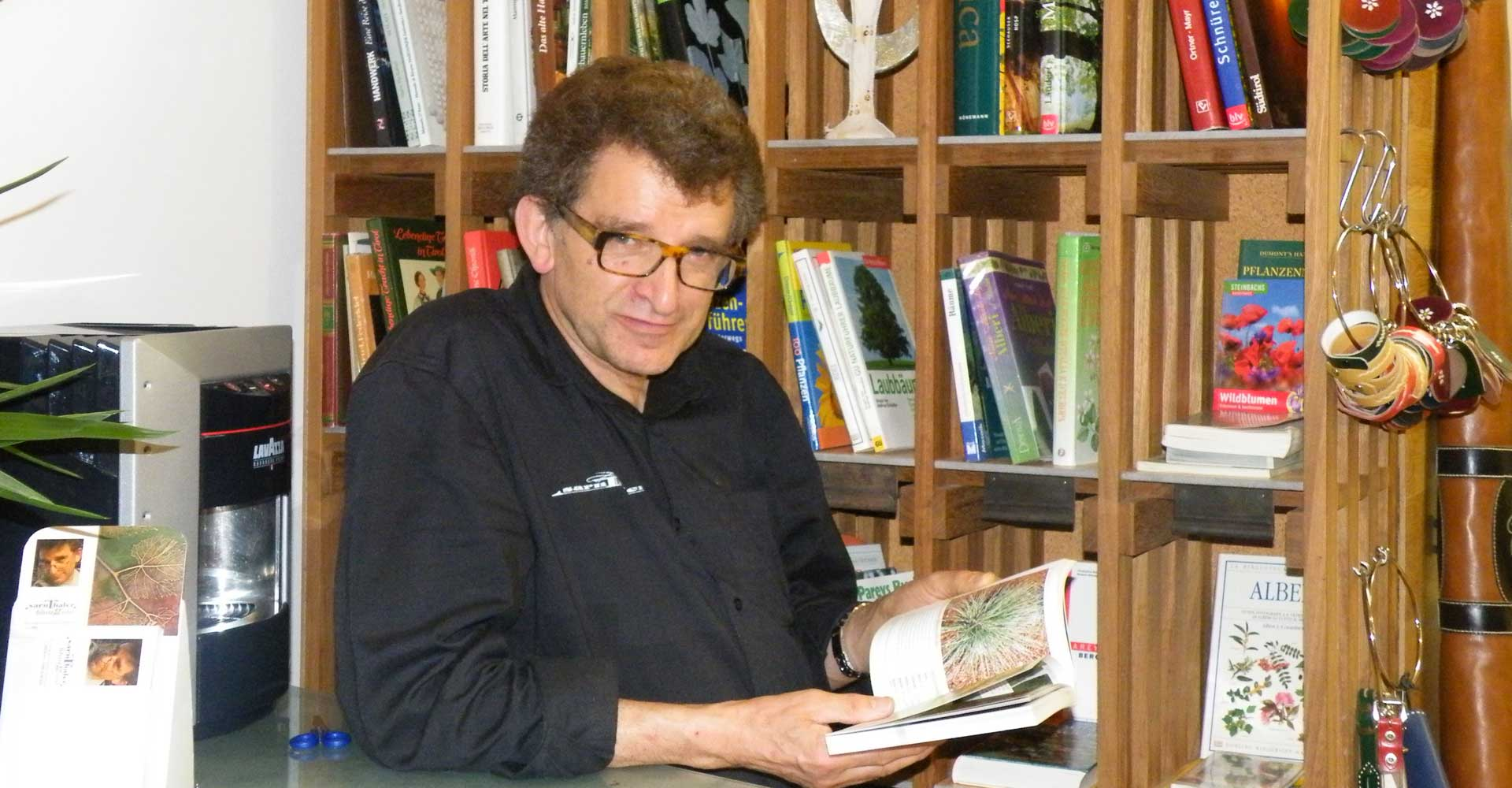 sarnThaler Bücherei